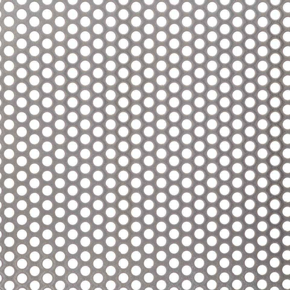 Round Hole Perforated Mesh For Architecture Industry And